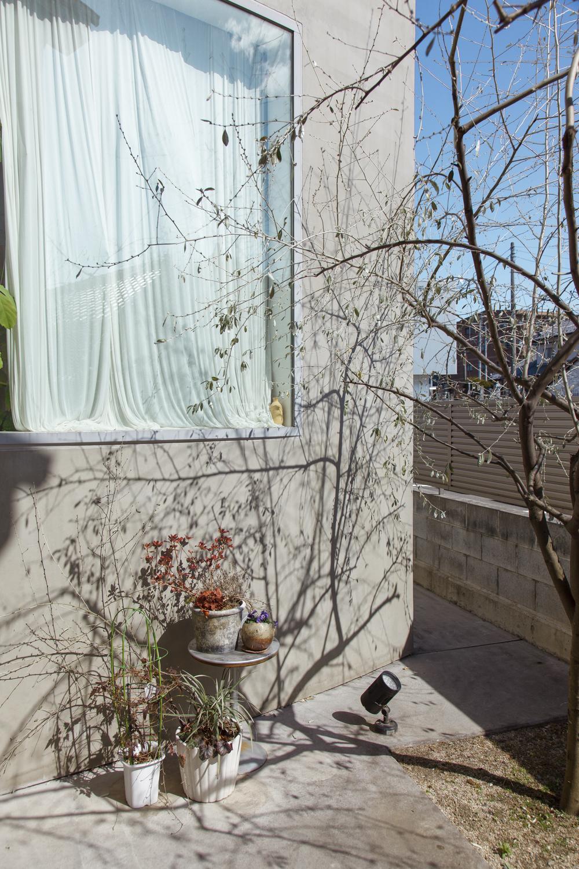 裏庭の家047